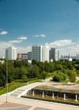 Студенческий городок РУДН
