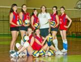 Женская сборная СГЭУ по волейболу