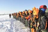 Агит-поход студ отряда `Максимум`