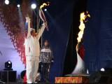 Эстафета Олимпийского огня 21.01.2014