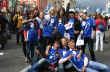 парад студенчества Москвы