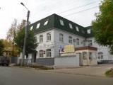 Вид института с улицы Казанской