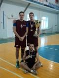 Волейболисты ДонГАУ - чемпионы области