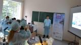 мастер-класс для будущих ветеринаров