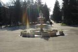 фонтан на ректорской площади