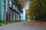 Национальный институт бизнеса перед корпусом 1