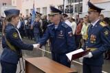 Герой России поздравляет с принятием присяги