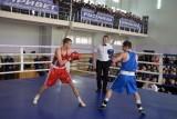 Турнир по боксу среди курсантов юридического факул