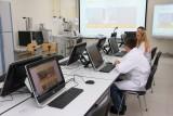 Научно-исследовательский центр. Компьютерный класс