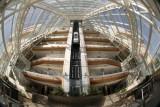 Технический университет УГМК. Холл первого этажа