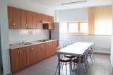 Кухня в общежитии `Дом-коммуна`