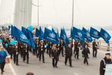Дальрыбвтуз на первомайской демонстрации