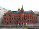 Главное здание ПСТГУ в Лиховом переулке
