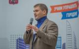 Ректор университета В. Ю. Фивейский