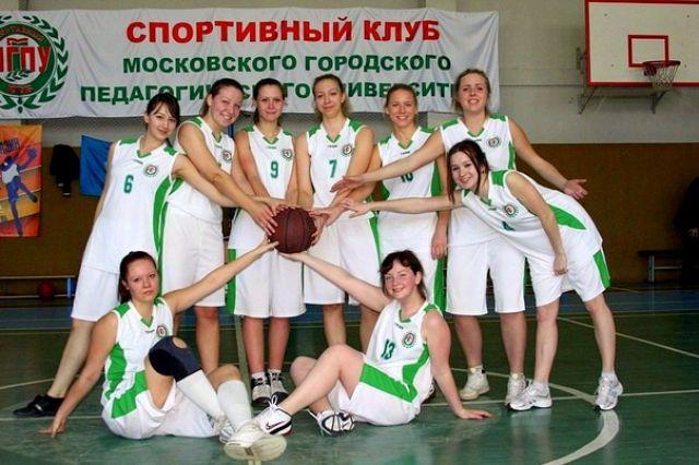 Спорт в нашем институте