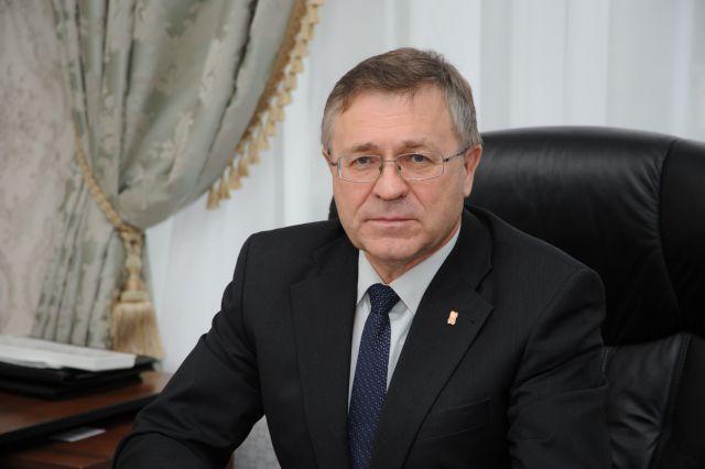 ректор д.и.н., профессор М.Н. Денисевич