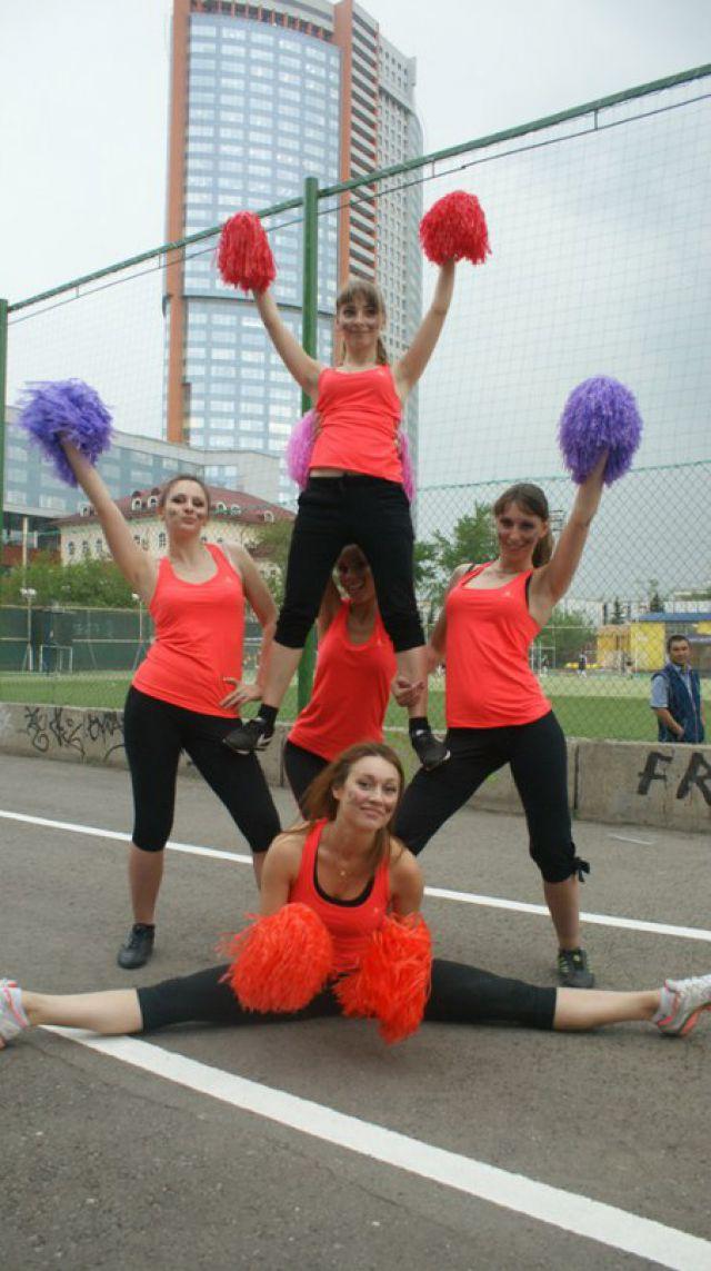 Спортивный праздник МГПУ 2013