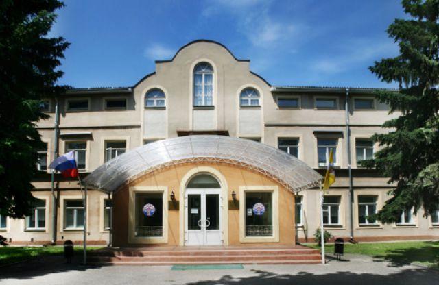 Корпус № 2 (ул. Дунаевского, 5)