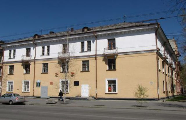 Корпус на ул. Красина 82
