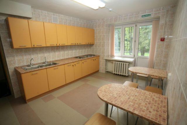Общежитие МосГУ