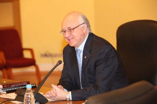 Ильинский Игорь Михайлович - ректор МосГУ