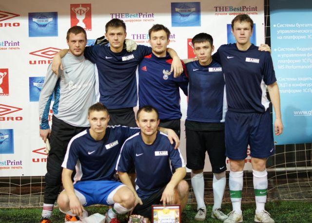 Футбольный клуб АМИ