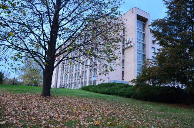 Национальный институт бизнеса корпус 3