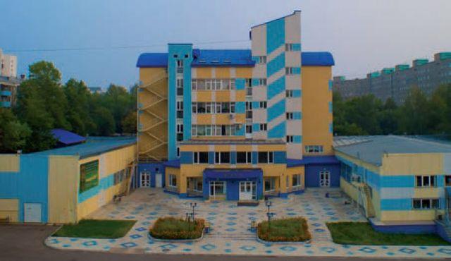 Главный корпус Академии ВЭГУ (ректорат)