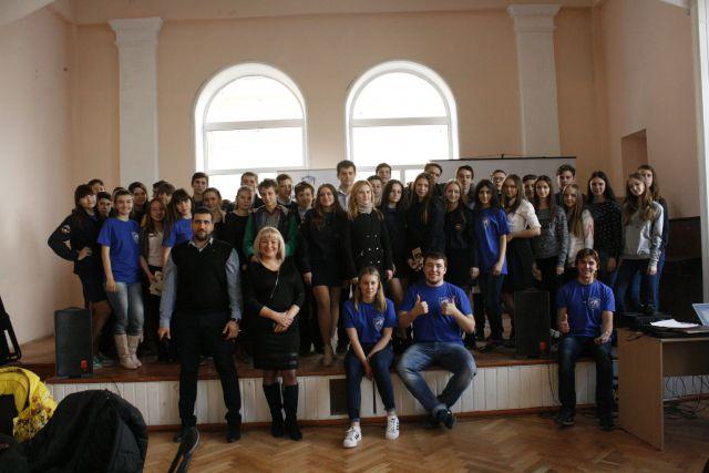 Единый День профориентации молодежи