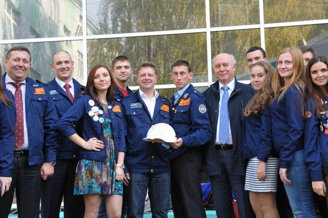 Слет студенческих отрядов-2015