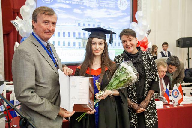 вручение дипломов лучшим выпускникам-2018