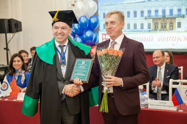вице-губернатор Санкт-Петербурга Серов К.Н.