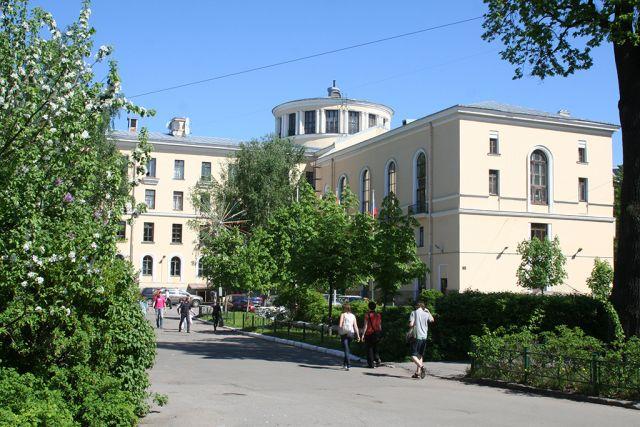 3-й корпус СПбГЭТУ «ЛЭТИ»