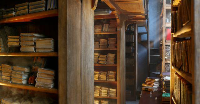 Отдел редких книг и рукописей