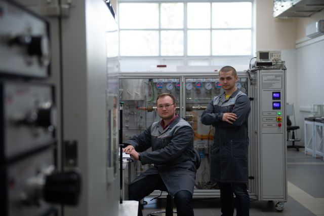 Лаборатории АГНИ