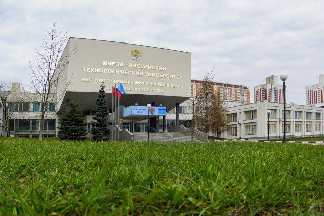 Кампус на пр. Вернадского, 86