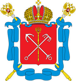 Вузы на карте Санкт-Петербурга