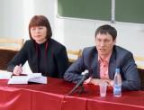 Встреча студентов с Саитовым О.Э.