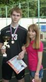 Кубок ИПССО по мини футболу 2013