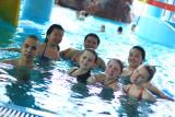 студенты ГПА в аквапарке
