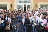 Участники проекта `Нулевой километр - начало пути`