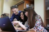 Студенты МарГУ за совместной работой
