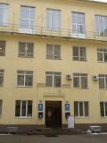 Вход в филиал МСГИ в г.Ярославле