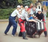 Мероприятие `День без машин` - Российский государственный университет туризма и сервиса