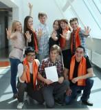 Студенты СПбГУТ