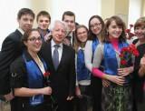 Ректор и студенты - Московская международная высшая школа бизнеса `МИРБИС` (Институт)
