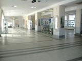 Холл главного корпуса