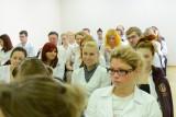 Студенты на лекции - Московский медицинский университет РЕАВИЗ