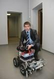 Робототехника в Военмехе