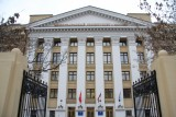 Фасад здания - МЕЖДУНАРОДНЫЙ УНИВЕРСИТЕТ В МОСКВЕ